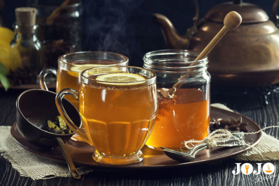 Hot Toddy Recipe - How To Make in 2 Easy Steps published by JojoRecipes