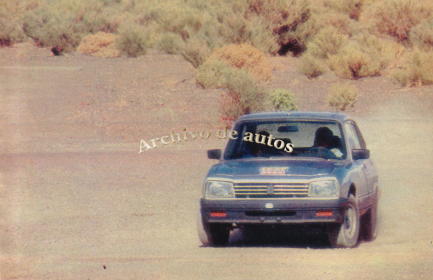 Peugeot 504 SRX probado por Road Test published in Archivo de autos