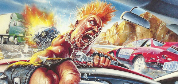 Retrogaming: Road Avenger published in Juegos
