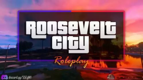 RC:RP | Roosvelt City Roleplay | 51.222.12.20:7777 published in ¡Servidores Samp Roleplay! - 2020 -