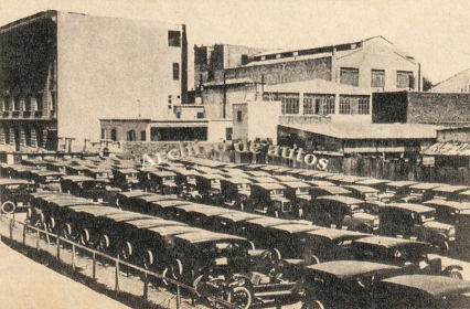 Los orígenes de General Motors Argentina published in Archivo de autos