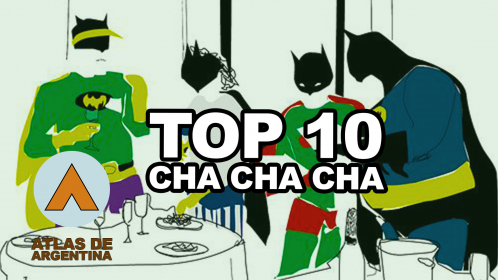Lo mejor de CHA CHA CHA - Top 10 mejores sketchs published by federicomonsu