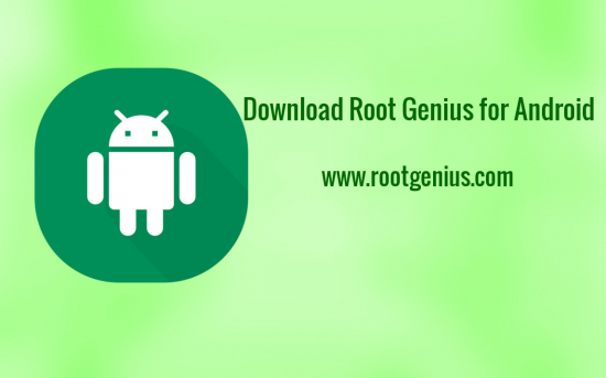 Download Root Genius for Android 9 for complete Root ri    en Taringa!