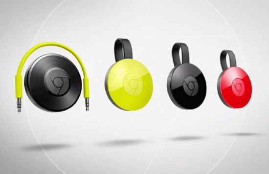How Cast Audio from Android Chromecast Audio Speaker