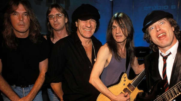 AC/DC ¿vuelven Brian Johnson y Phill Rudd?