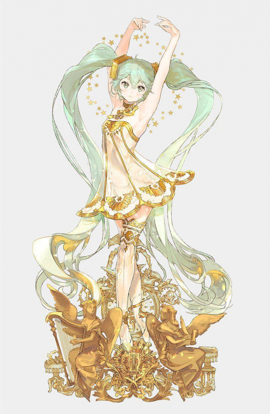 Memes, images and stories on the channel 初音ミク Miku Fans - Comunidad Vocaloid