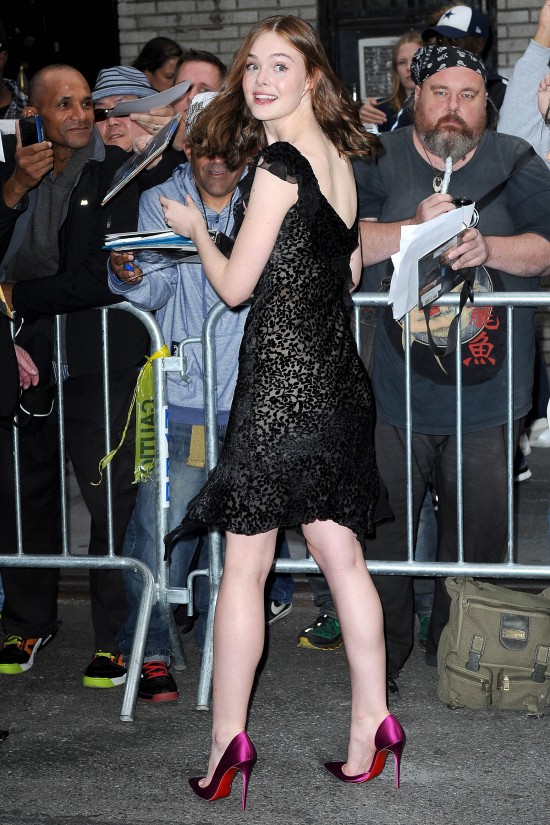 Memes, images and stories on the channel Elle Fanning