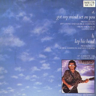 Canción de dia - Got My Mind Set On You -George Harrison published in The Beatles Fans