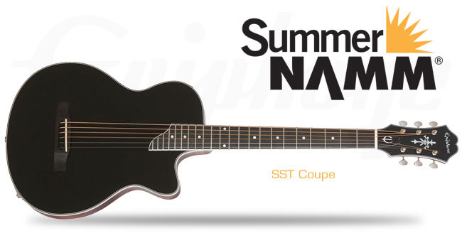 Summer NAMM 2018. Part 3 (guitarras Epiphone)