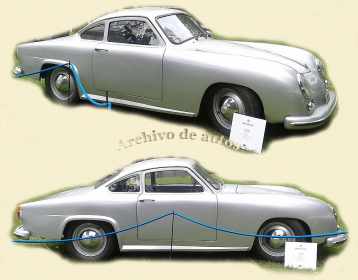Porsche TERAM Puntero 1958-1963 published in Archivo de autos