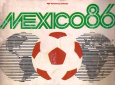 Álbum Panini Copa del Mundo Mexico 86 published in Deportes
