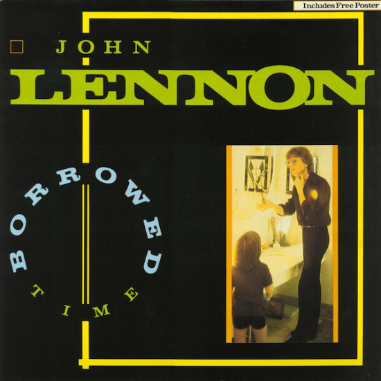 Canción del dia-Borrowed Time- John Lennon  published in The Beatles Fans