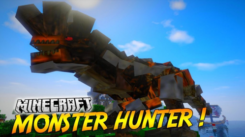 Monster Hunter Frontier Craft Mod published in Juegos