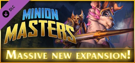 [Steam] Minion Masters - Charging Into Darkness published in FreeOriginalGames