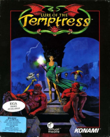 Lure of the Temptress - GamePlay retro españom published in Juegos