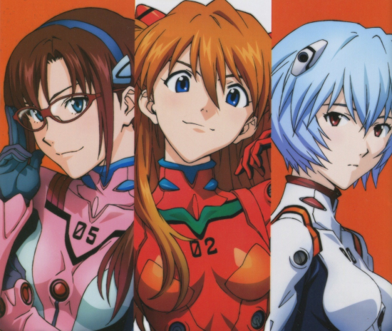 Memes, images and stories on the channel Neon Genesis Evangelion