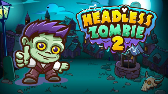 Headless Zombie 2 published in Juegos online