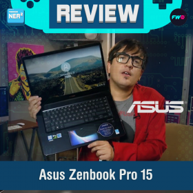 Review - Asus Zenbook Pro 15 published in Ner2